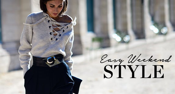 Easy Weekend Style