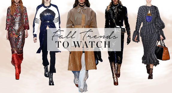 Fall Trends To Watch