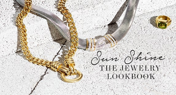 Sun Shine: The Jewelry Lookbook