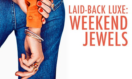 Laid-Back Luxe: Weekend Jewels