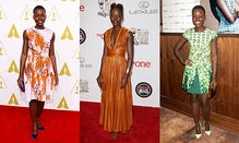 Get Her Look: Lupita Nyong'o's Colorful Charm