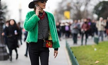 What To Wear: Paris Fashion Week
