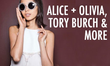 Alice + Olivia, Tory Burch & More
