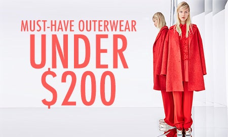 Must-Have Outerwear Under $200