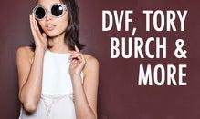 DVF, Tory Burch & More
