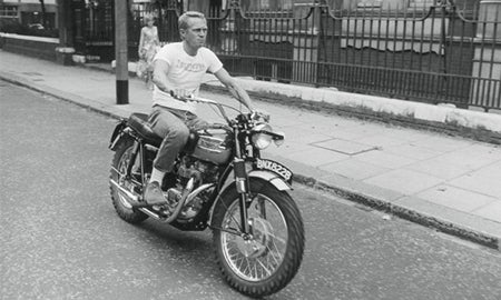 Men's Style Icon: Steve McQueen