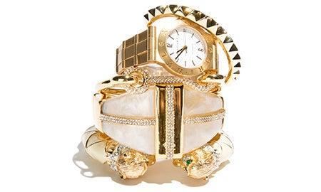 Everyday Elegance: Gold & Diamonds