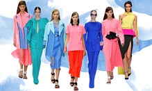Color Theory: Bold Brights