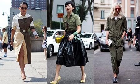 Seen On The Street: Modern Military