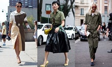 Seen On The Street: Modern Military