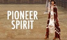 Pioneer Spirit