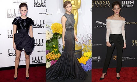 Style Muse: Emma Watson's Sophisticated Edge