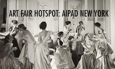 Art Fair Hotspot: AIPAD New York