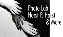 Photo Lab: Horst P. Horst & More