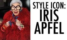 Style Icon: Iris Apfel