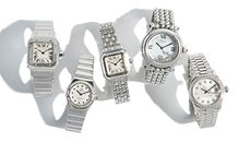 Women's Watches: Cartier, Rolex & More