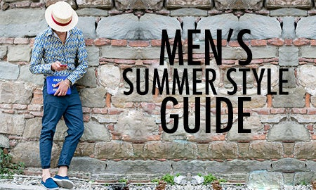 Men's Summer Style Guide