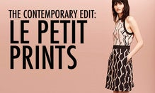 The Contemporary Edit: Le Petit Prints