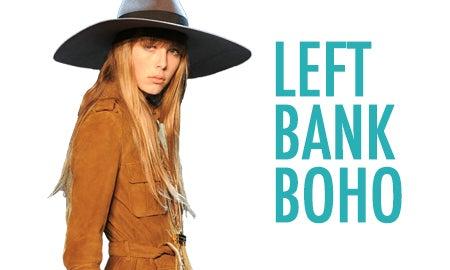 Left Bank Boho