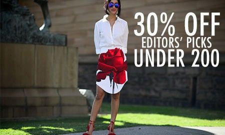 30% Off Editors' Picks Under $200