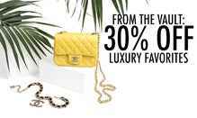 From The Vault: 30% Off Luxury Favorites