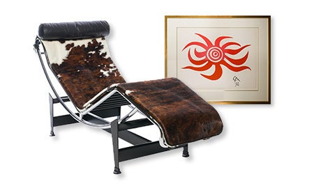 Decorator Favorites: Le Corbusier, Calder & More
