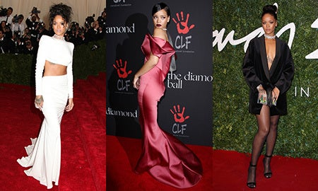 The Maximalist: Inspired By Rihanna