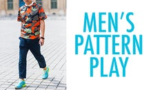 Men's Pattern Play
