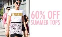 60% Off Summer Tops