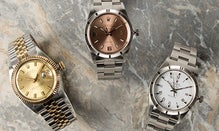 Finest Hour: His & Hers Watches
