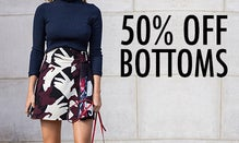 50% Off Pants, Skirts & Shorts