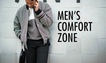 Men's Comfort Zone