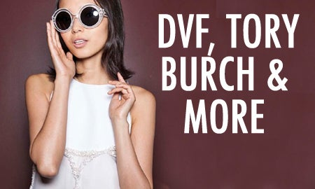 DVF, Tory Burch & More