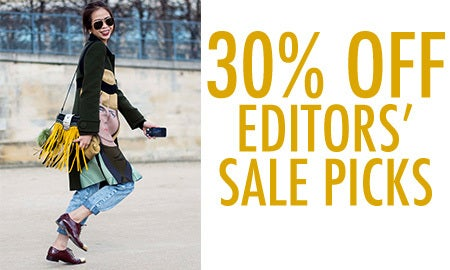 30% Off Editors' Sale Picks