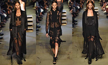 Runway Report: Dark Romance