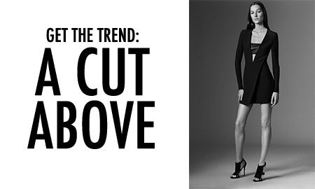 Get The Trend: A Cut Above
