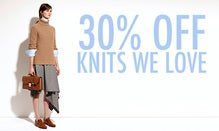 30% Off Knits We Love