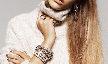 Dare To Dazzle: Diamond Jewelry