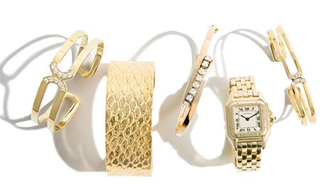 Golden Glow: Fine Jewelry & Watches