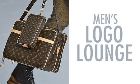 Men's Logo Lounge
