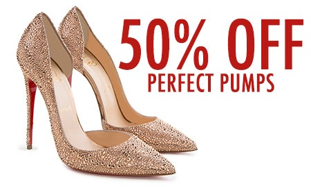 50% Off Perfect Pumps