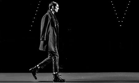 Men's Trend Report: Back In Black