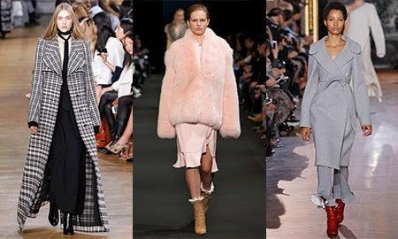 Winter Textures: Fur, Cashmere & More