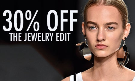 30% Off The Jewelry Trend Edit