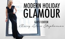 Modern Holiday Glamour