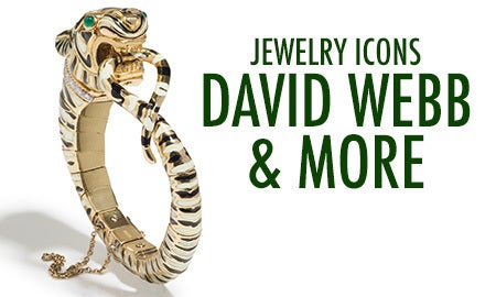 Jewelry Icons: David Webb & More