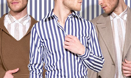Men's Trend Report: Stripes
