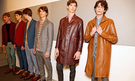 Ahead Of The Pack: Up & Coming Menswear