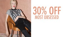 30% Off Most Obsessed