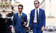 Tailor Made: Men's Suiting